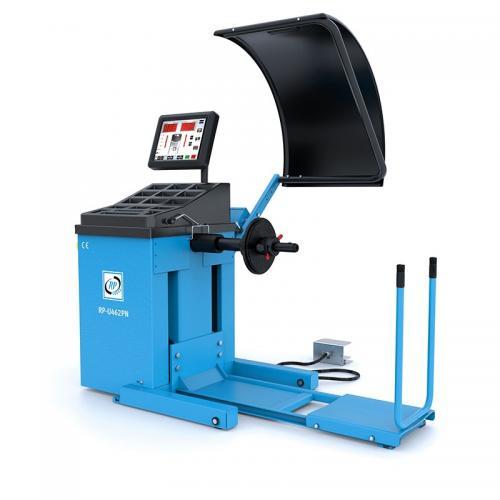 Equilibradora de Pesados Semi-Automatica com Display Led , 230V, 10-32'