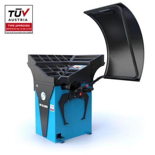Equilibradora de Ligeiros Automatica com Display Led , 230V, 10-32'