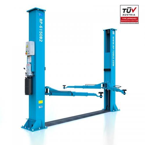 Elevador Eletro-hidráulico de 2 Colunas de 5.0 Toneladas