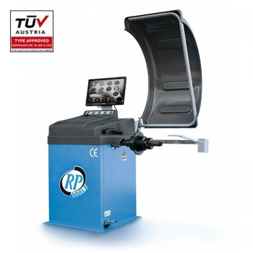 Equilibradora de Ligeiros Computorizada Full Automatica com Monitor , 230V, 10-32'