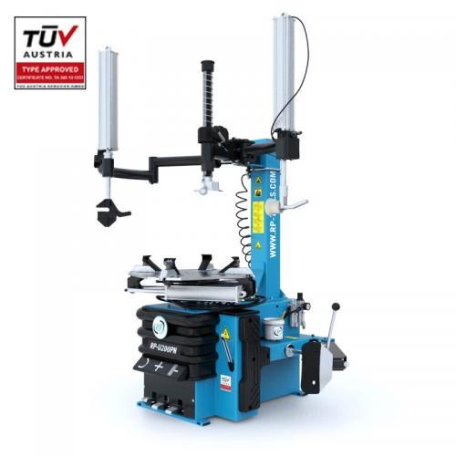 Desmontadora Semi-automatica com Braços de Auxilio
