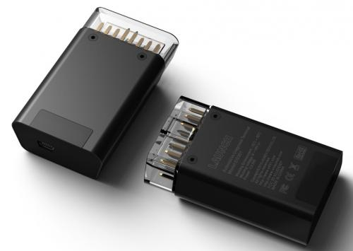 Conector DBSCAR para serviço PADII