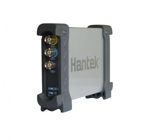 Osciloscópio digital de 2 canais para PC
