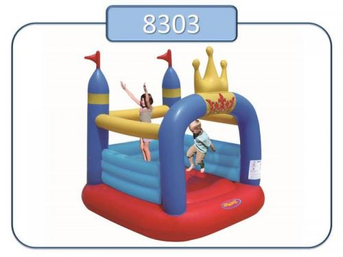 8303 - Crown Jumping Castle