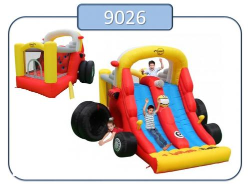 9026 - Insuflável Super Formula 1-Combo