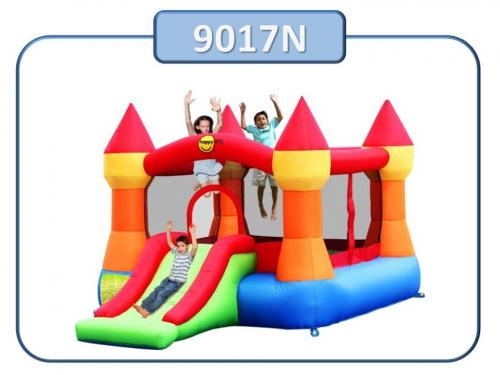 9017N - Insuflavel Castle Bouncer with Slide