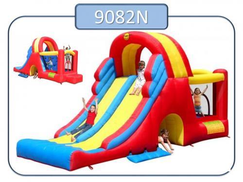 9082N - Insuflavel Mega Slide-Combo  (Happy Hop)