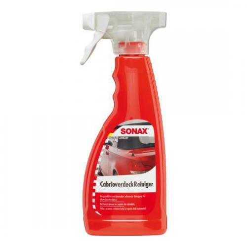 SONAX SOFT TOP CLEANER - LIMPA CAPOTAS 500ml