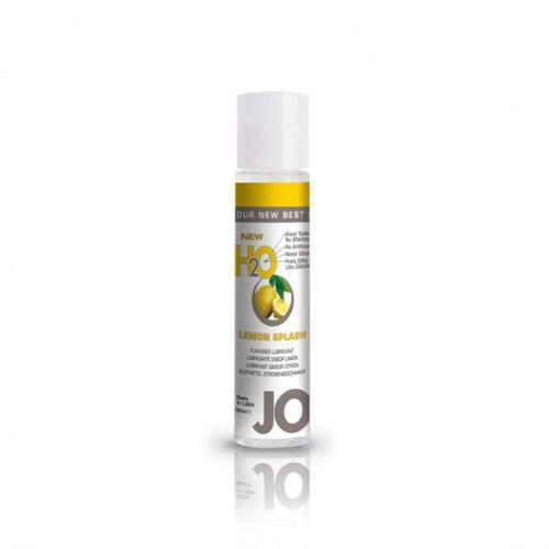 Lubrificante System JO - H2O Limão 30 ml