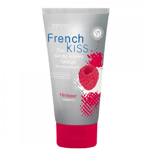 Gel Para Sexo Oral French Kiss Framboesa 75 ml