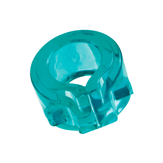 Anel Para Pénis Cocktail Cuffed Ring Teal