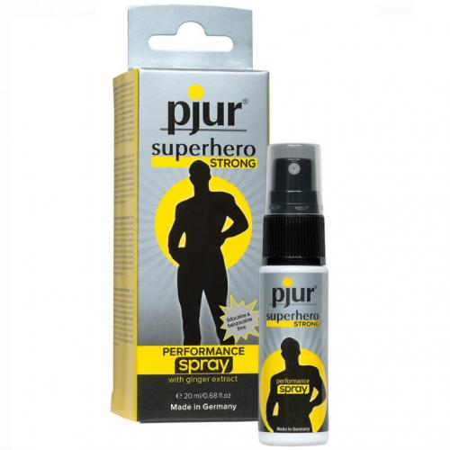 Spray Retardante Pjur Superhero Strong