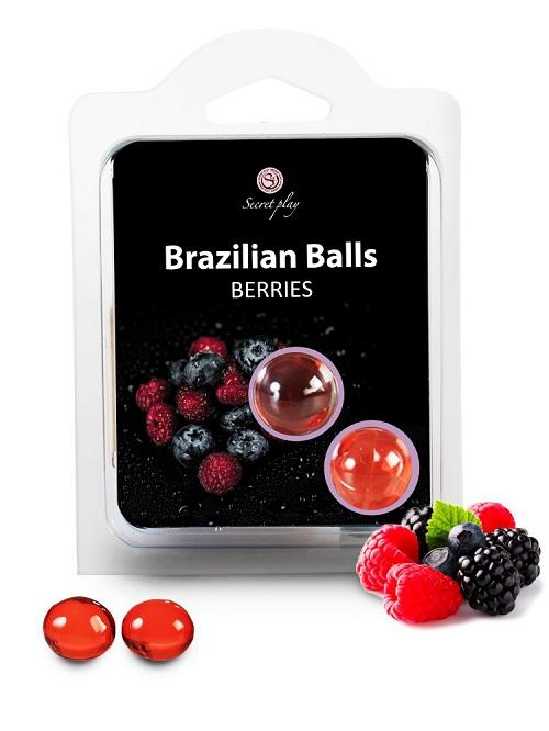 Brazilian Balls Frutos do Bosque