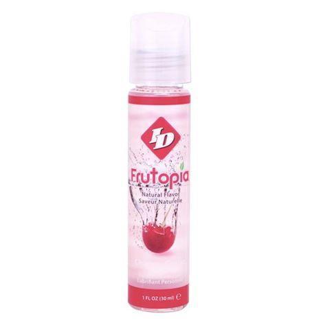Lubrificante Comestivel ID Frutopia Cereja 30 ml
