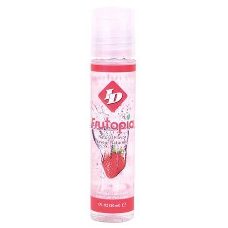 Lubrificante Comestivel ID Frutopia Morango 30 ml