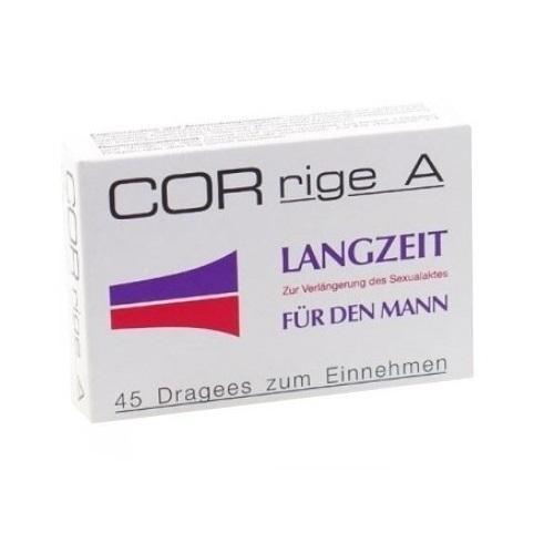 Retardante Cor Rige A 45 Comprimidos