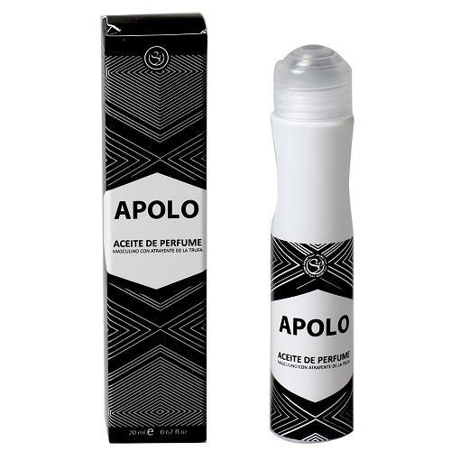 Óleo de Perfume Masculino Apolo Trufas