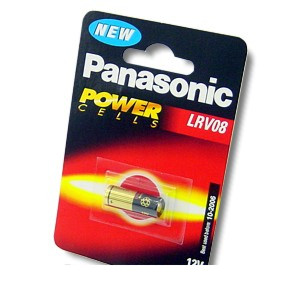 Pilha Panasonic Powercells LRV08