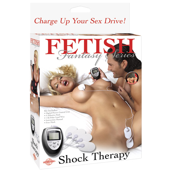 Eletroestimulador Shock Therapy Fetish Fantasy Series