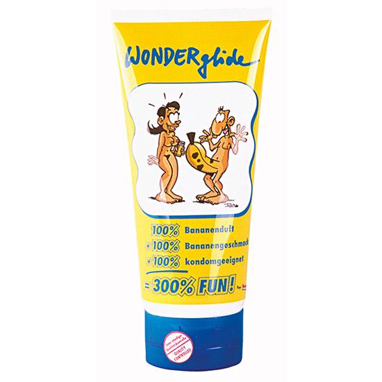 Lubrificante Banana Wonderglide 200 ml