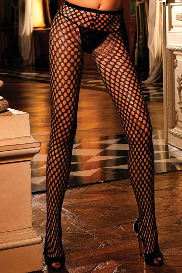 Collants Fishnet Mesh
